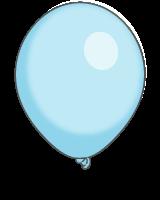 Sky blue Голубой 003
