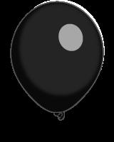 Черный 025